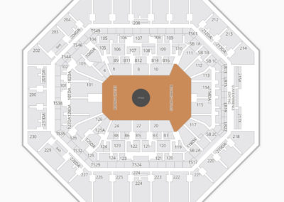 Att Center Seating Chart Seating Charts Tickets