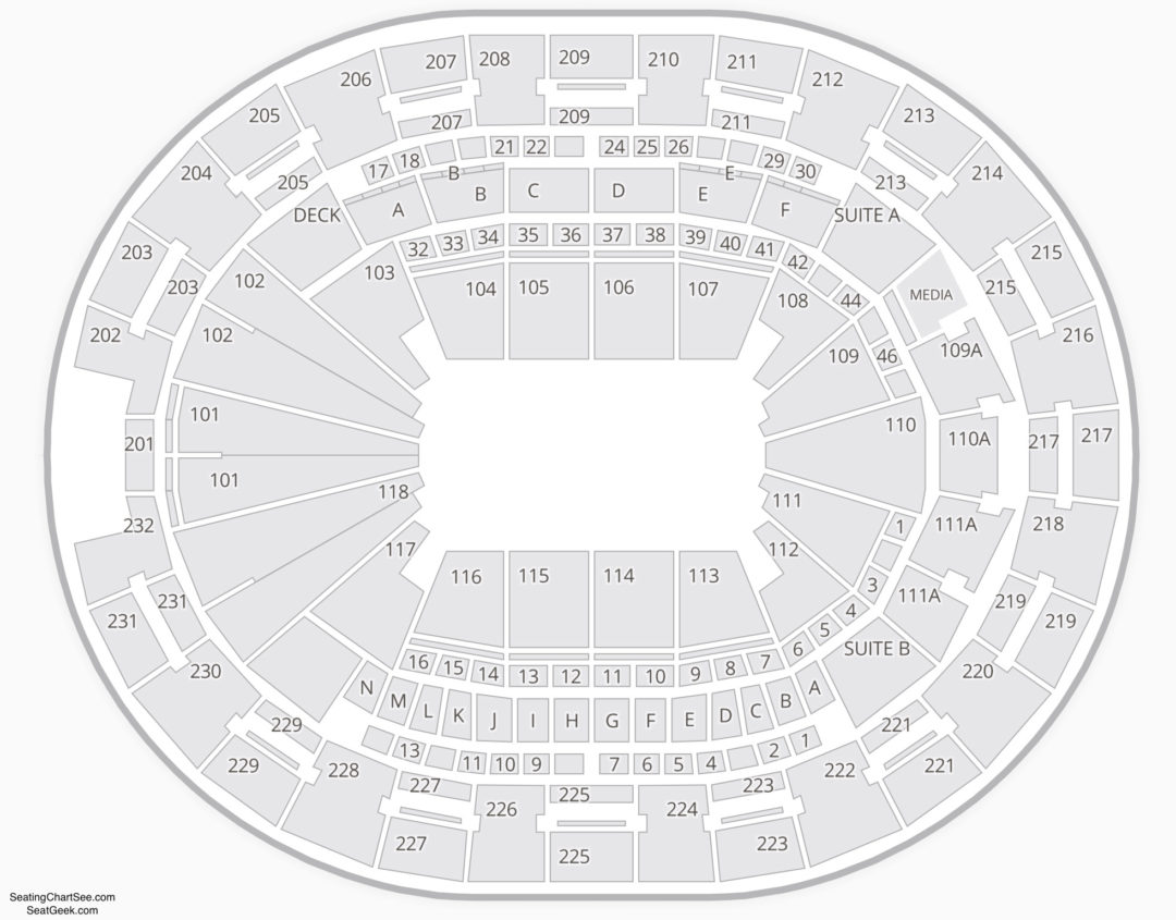 Amway Seating Chart Ufc Awesome Home
