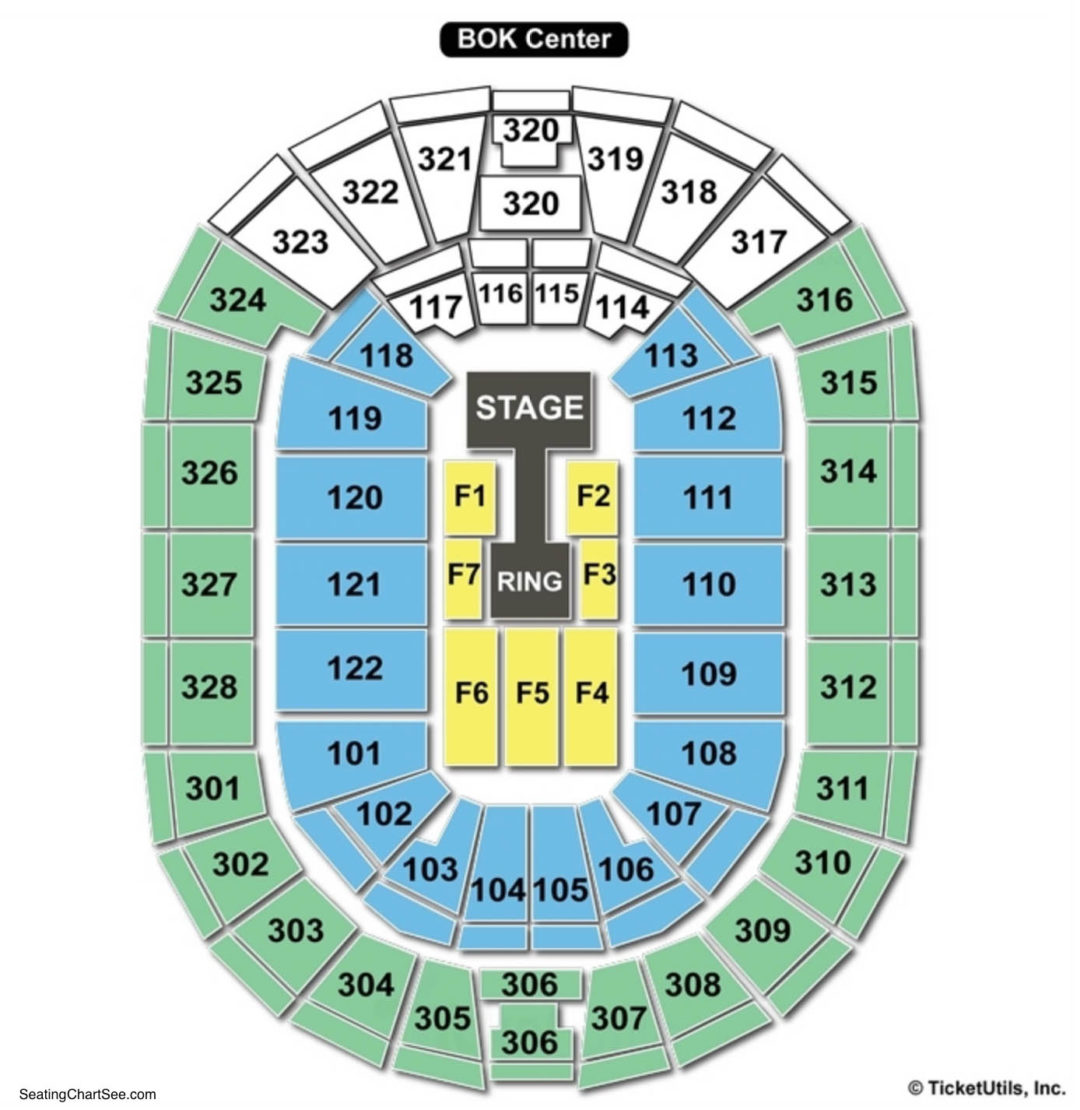 Bok Center Seating Chart Seating Charts Amp Tickets