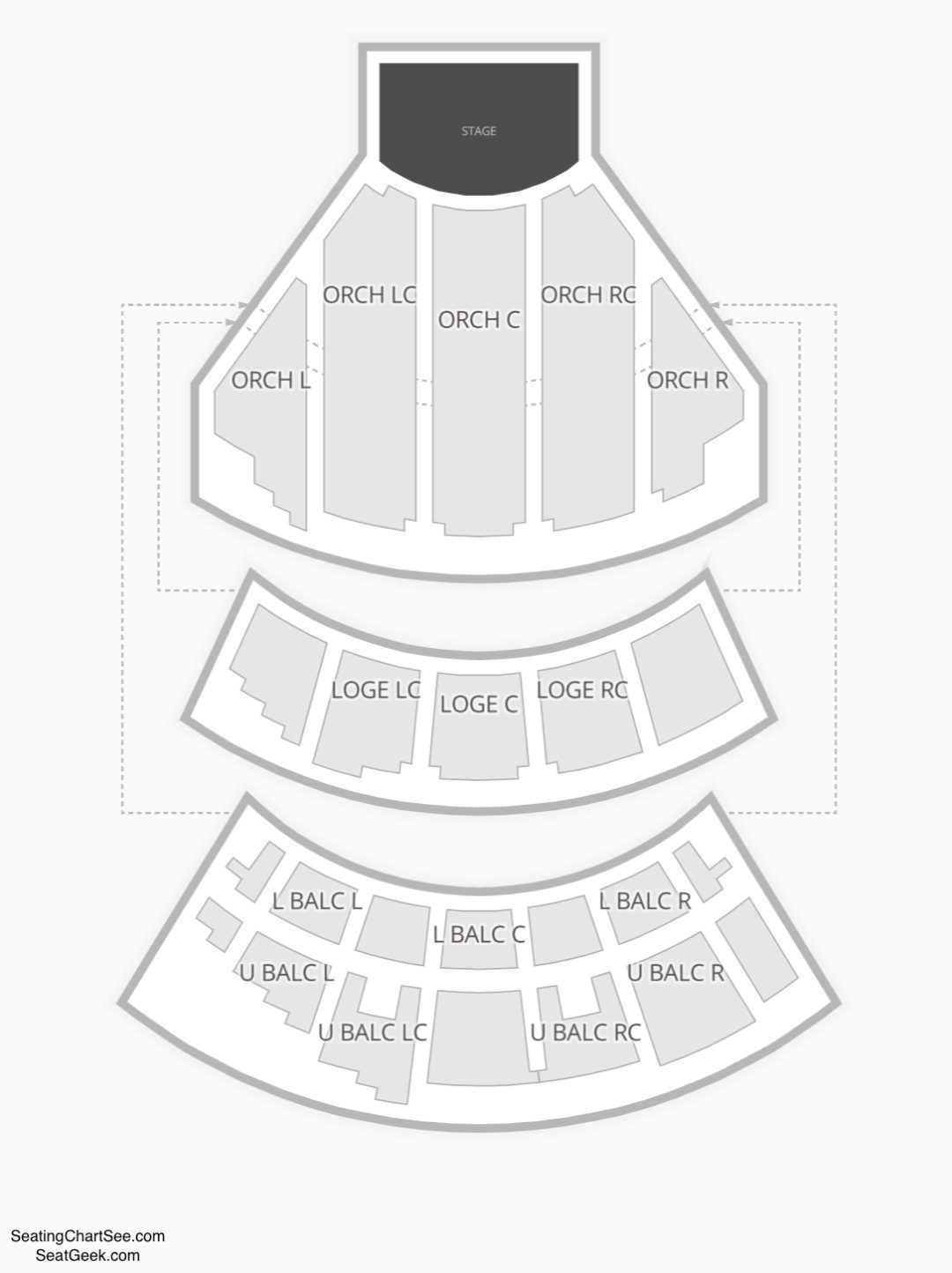 Beacon theater seating chart seating charts tickets