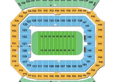 Wrestlemania 34 Seating Chart >> Citrus Bowl Seating Chart Wrestling   Brokeasshome.com