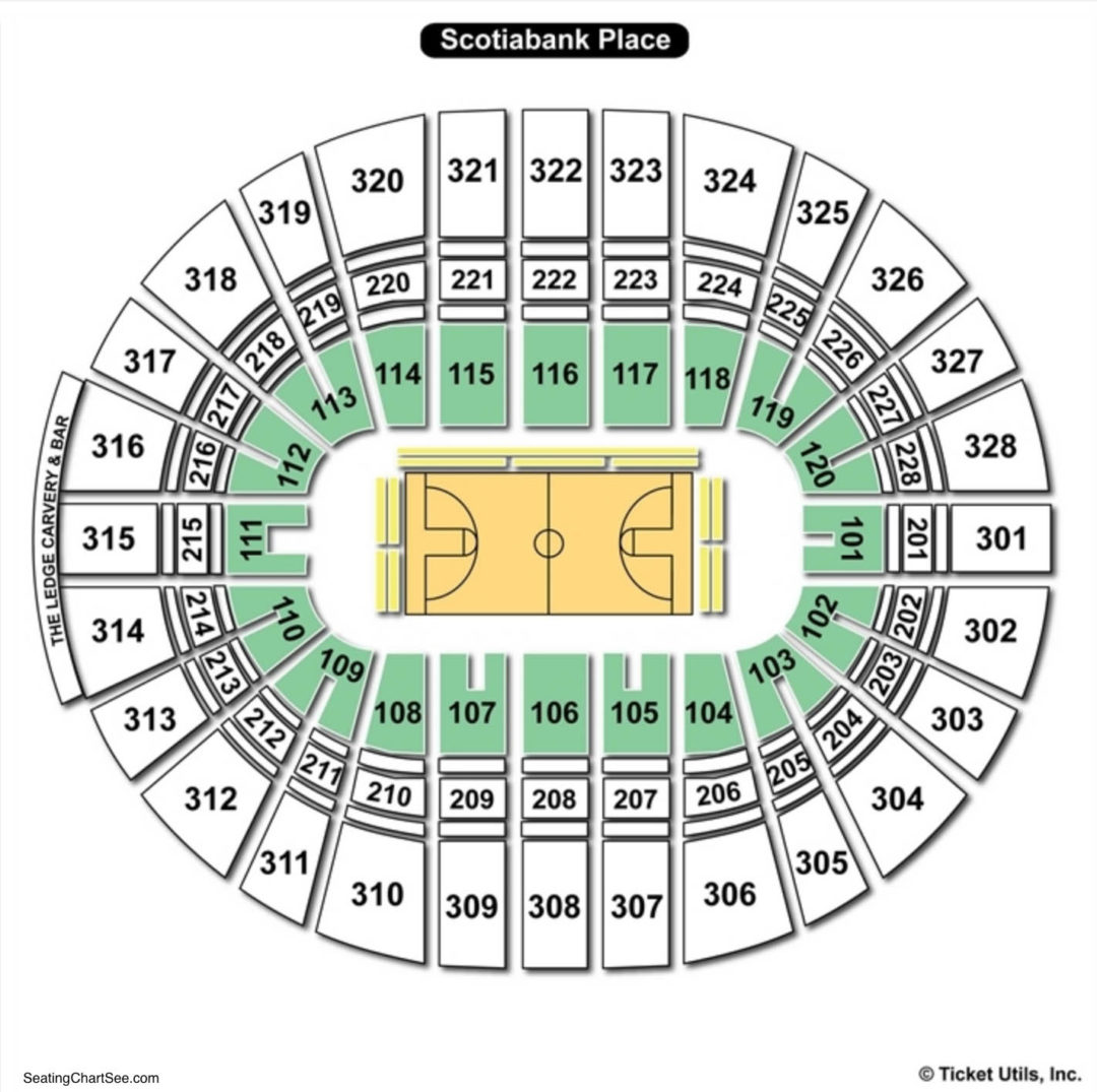 Seating Chart For Canadian Tire Centre Brokeasshome Com
