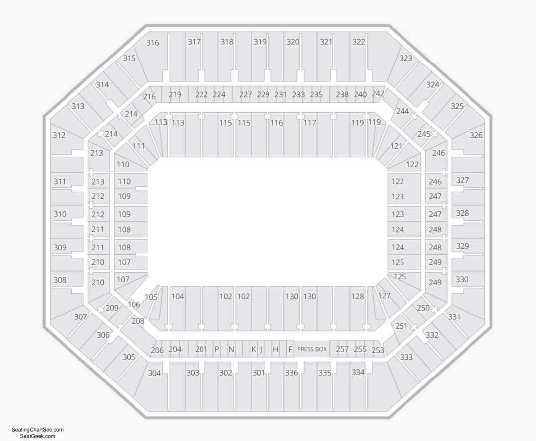 Carrier Dome Seating Chart | Seating Charts & Tickets on