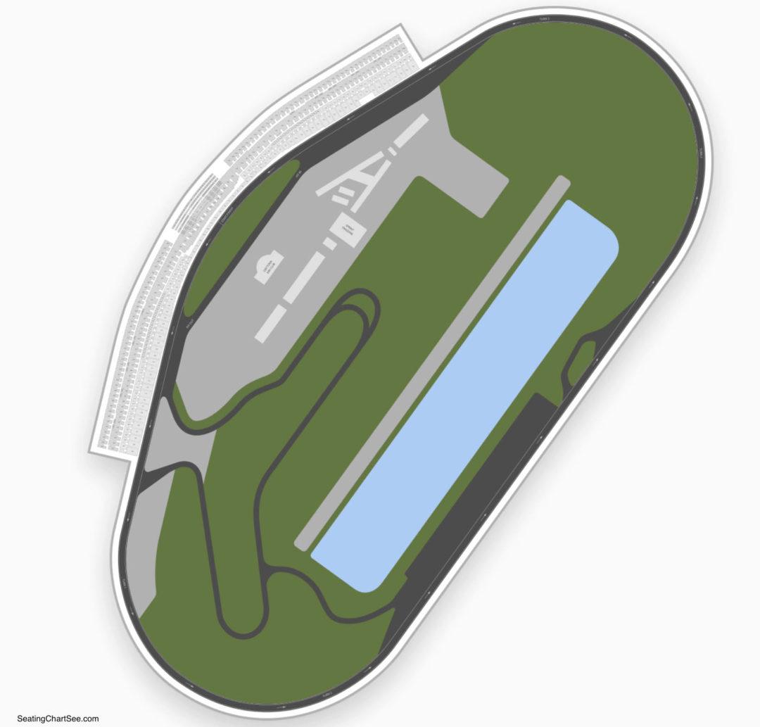 Daytona International Speedway Seating Chart Seating Charts Tickets