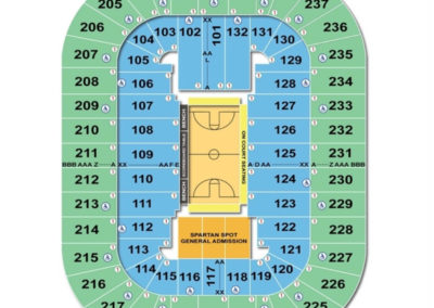 Greensboro Coliseum Seating Chart Seating Charts Tickets