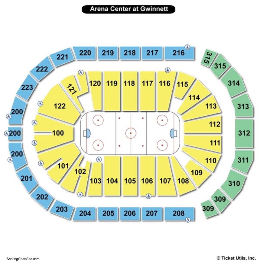 Coliseum At Alliant Energy Center Seating Chart Vivid Seats