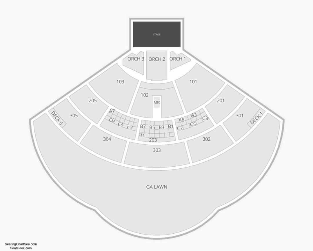 Jiffy Lube Live Seating Chart