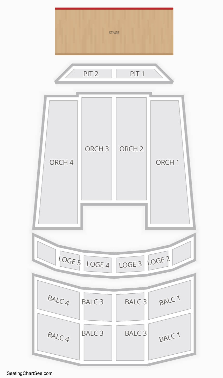 Louisville palace seating chart seating charts tickets