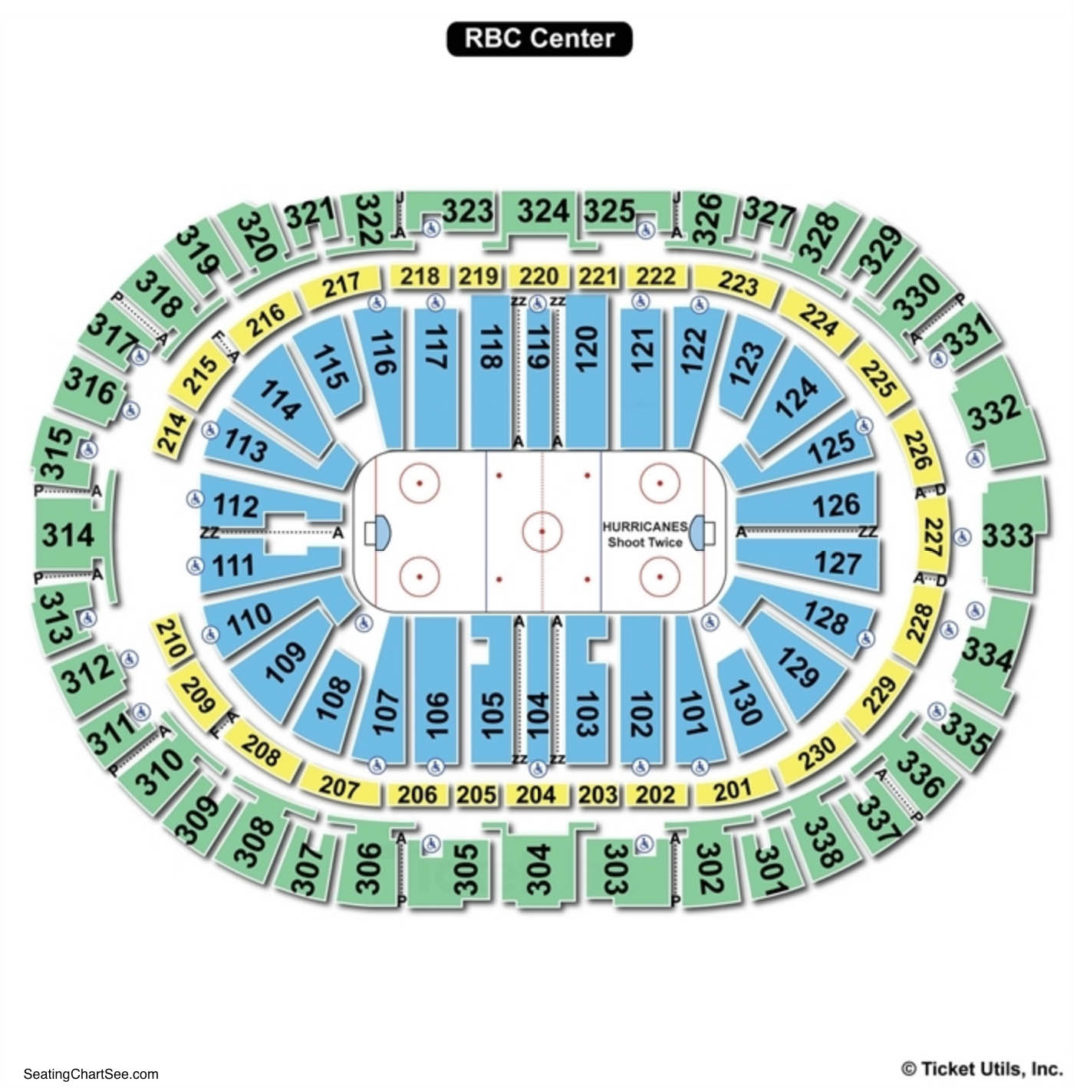 Pnc Arena Seating Chart Seating Charts Tickets