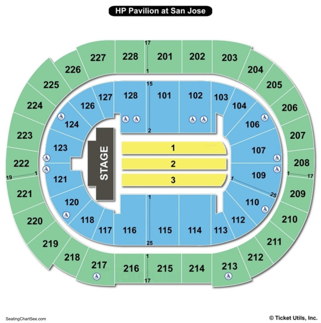 Seating Charts & Tickets