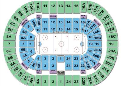 Valley View Center Seating Chart Soccer San Go Gulls Hockey