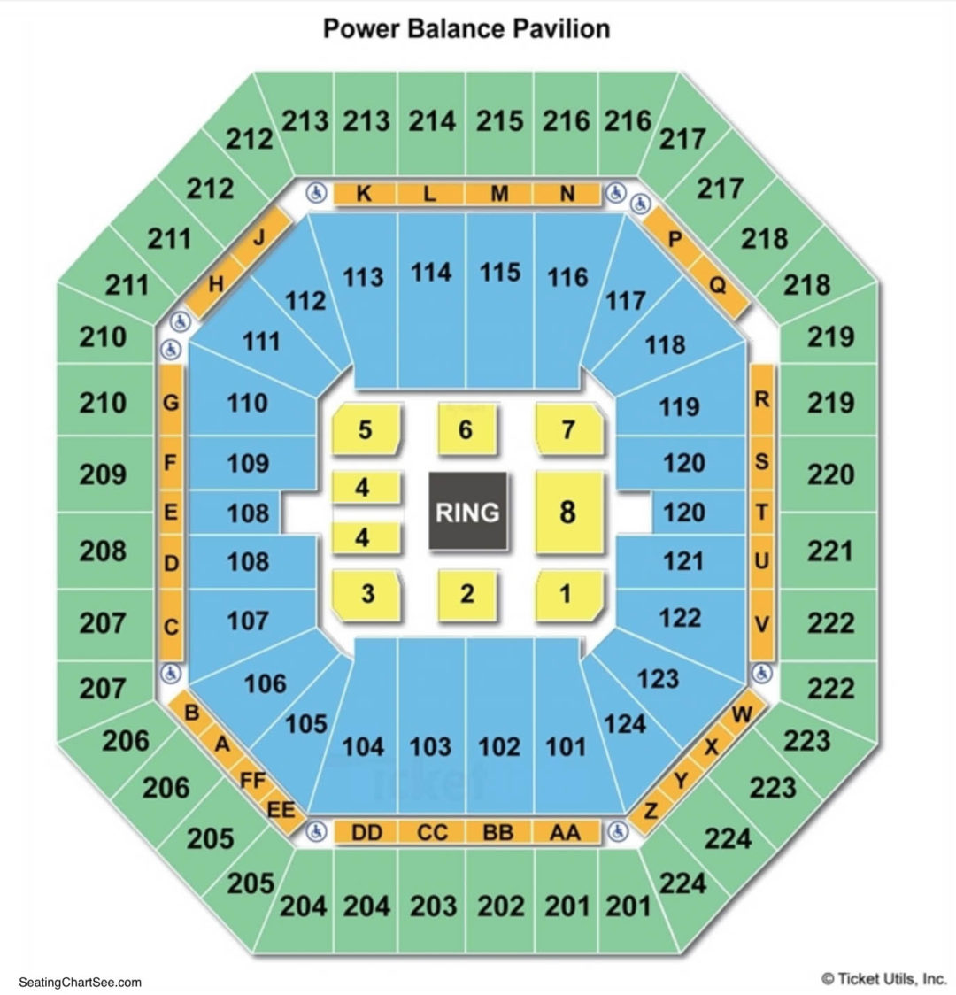 Sleep train arena seating chart seating charts tickets