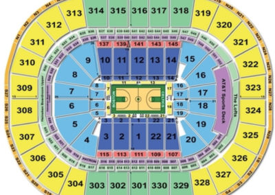 td garden basketball seating chart - Td Garden Seating