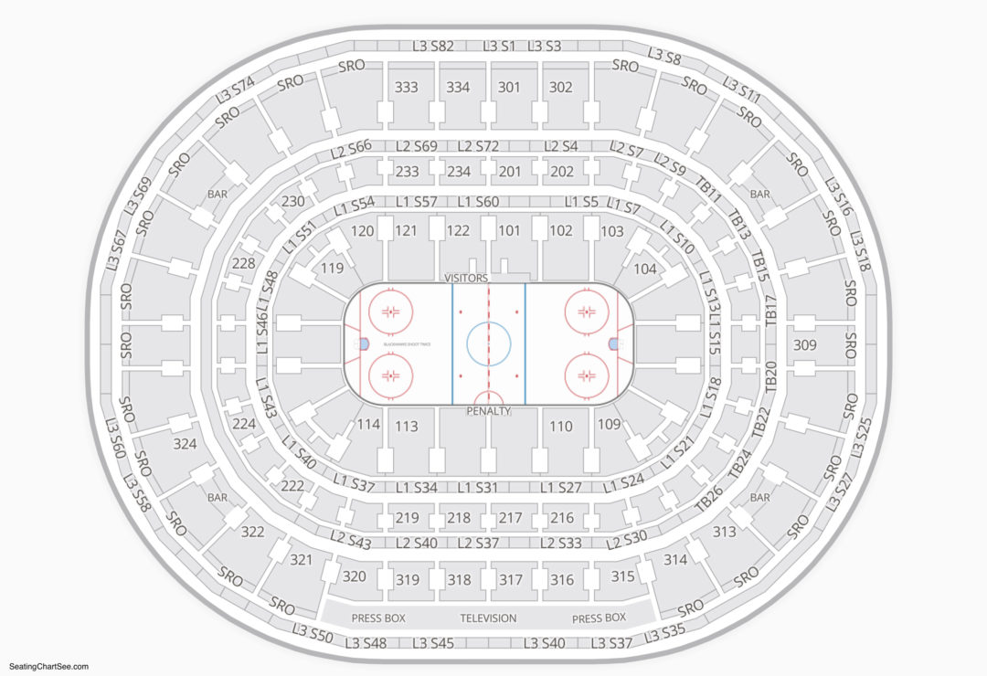 united center seating chart | seating charts & tickets