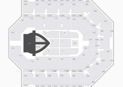 Van Andel Arena Seating Chart Concert