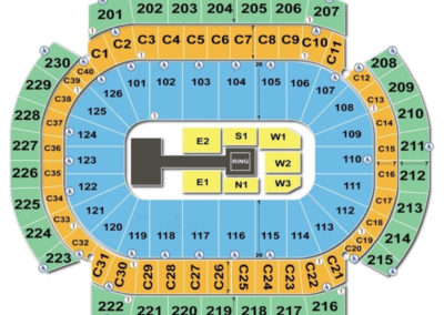 Xcel Energy Center Seating Chart | Seating Charts & Tickets