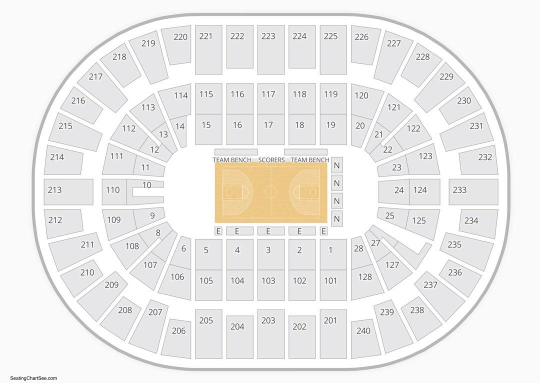 Nassau Coliseum Seating Chart