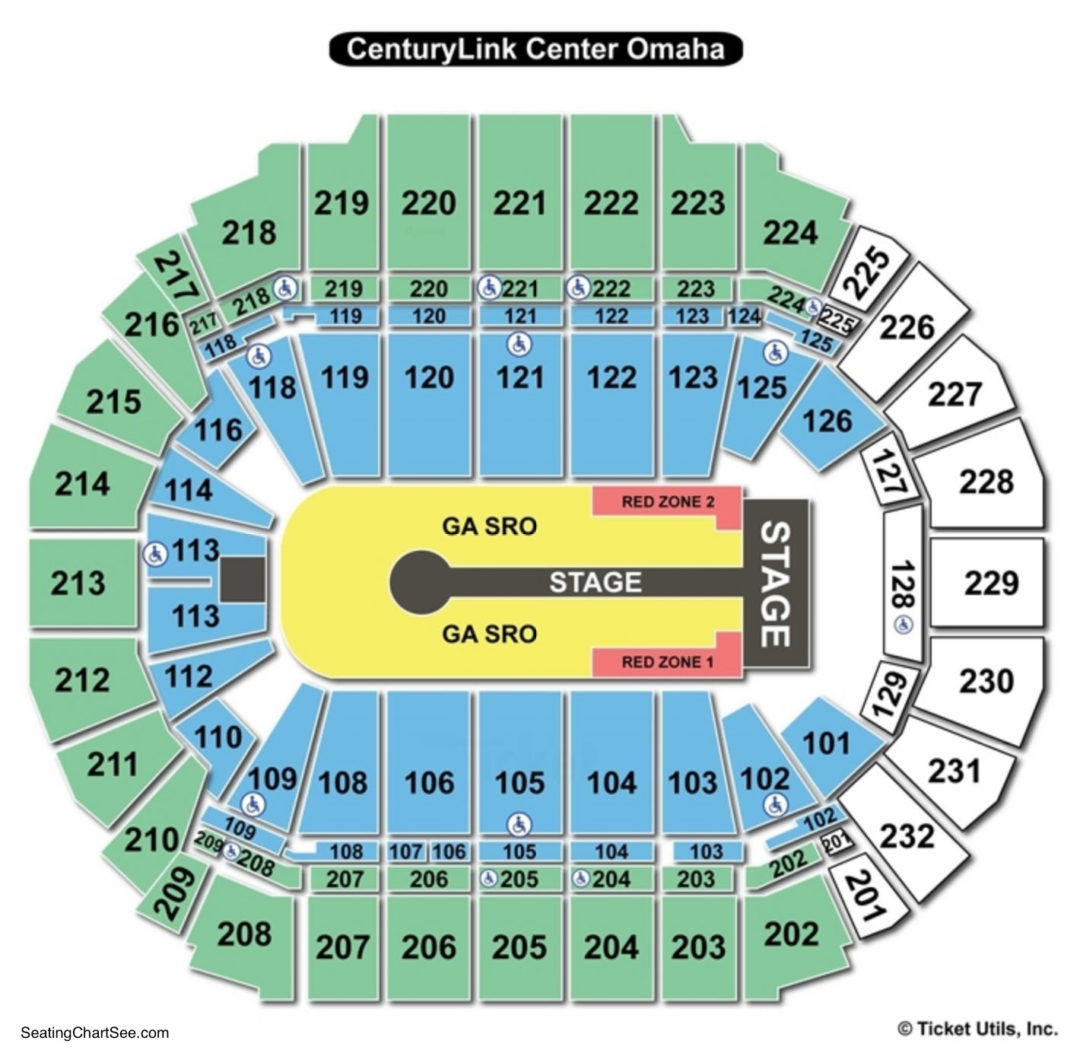 CenturyLink Center Omaha Seating Chart | Seating Charts ... on bethel woods center for the arts seating map, target center seating map, centurylink omaha seating-chart, consol energy center seating map, landers center seating map, columbus civic center seating map, santa ana star center seating map, sears center seating map, centurylink arena seating chart, scottrade center seating map, smoothie king center seating map, centurylink center concessions, verizon center seating map, ford center seating map, united center seating map, centurylink center concert, cintas center seating map, bb&t center seating map, mccarthey athletic center seating map,