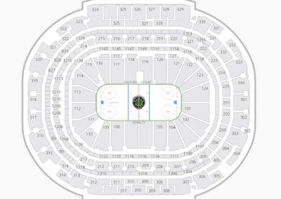 American Airlines Center Seating Chart | Seating Charts & Tickets on