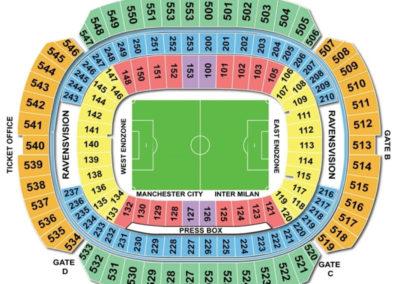 Mt Bank Stadium Seating Chart Seating Charts Tickets
