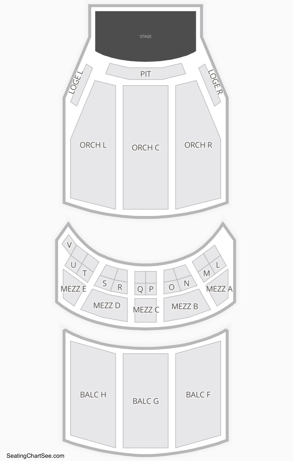 Majestic Theatre Dallas Seating Chart Seating Charts