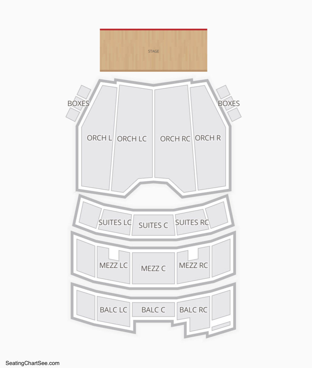 Majestic Theatre San Antonio Seating Chart Seating