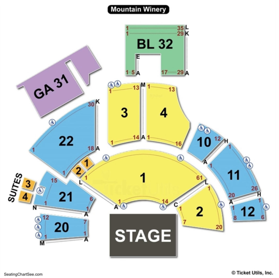 Mountain Winery Seating Chart | Seating Charts & Tickets on saratoga ca wineries, saratoga ca map, saratoga winery, saratoga parks map, saratoga wine trail, saratoga wineries los gatos, saratoga wine tasting,