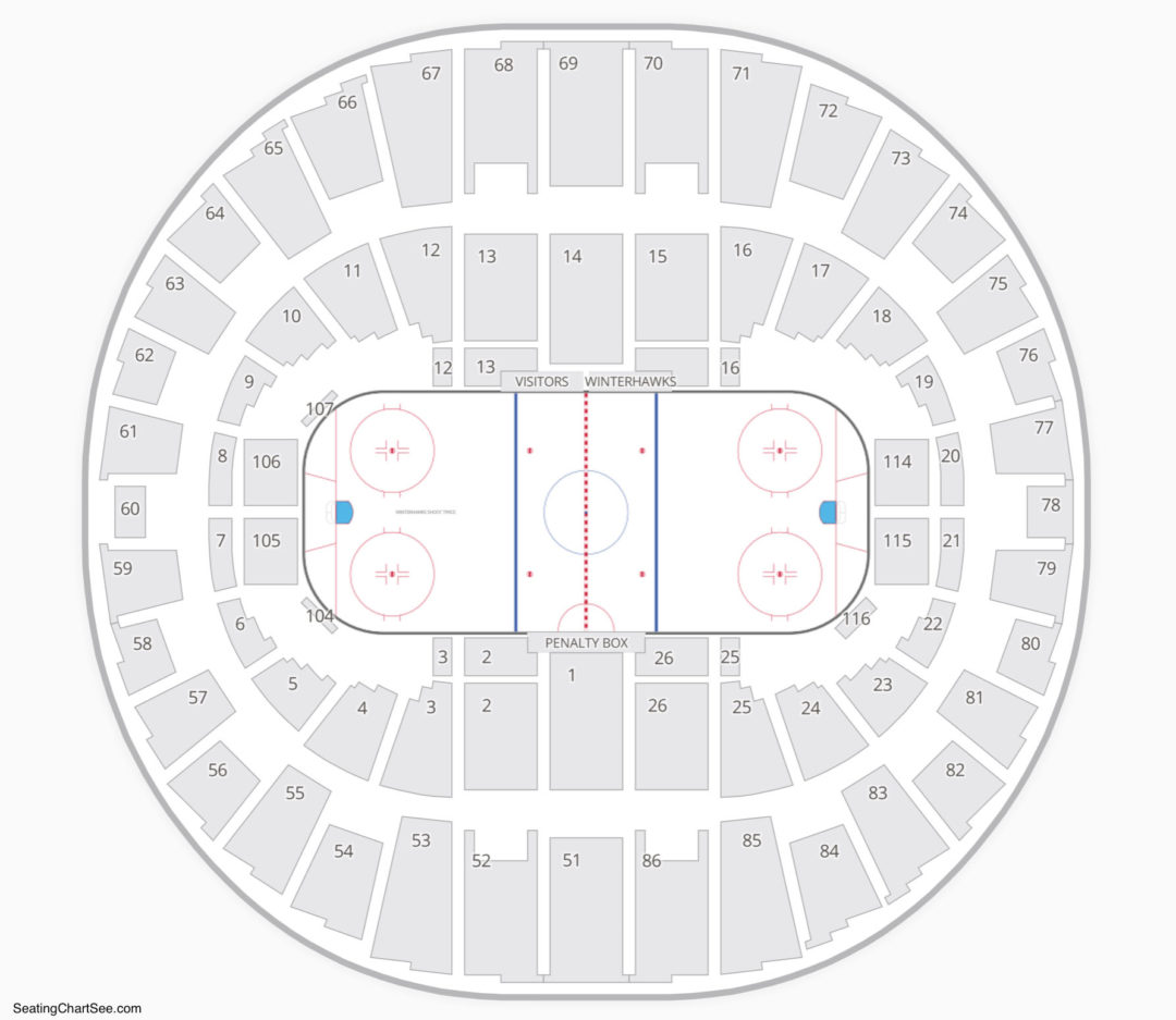 Veterans memorial coliseum seating chart seating charts tickets