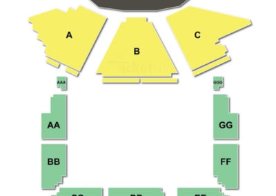 The Luther Burbank Center For Arts Wells Fargo Seating Chart