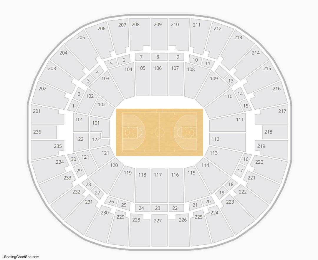 Thomas Amp Mack Center Seating Chart Seating Charts Amp Tickets