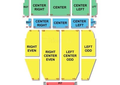 Landmark Theatre Seating Chart Syracuse