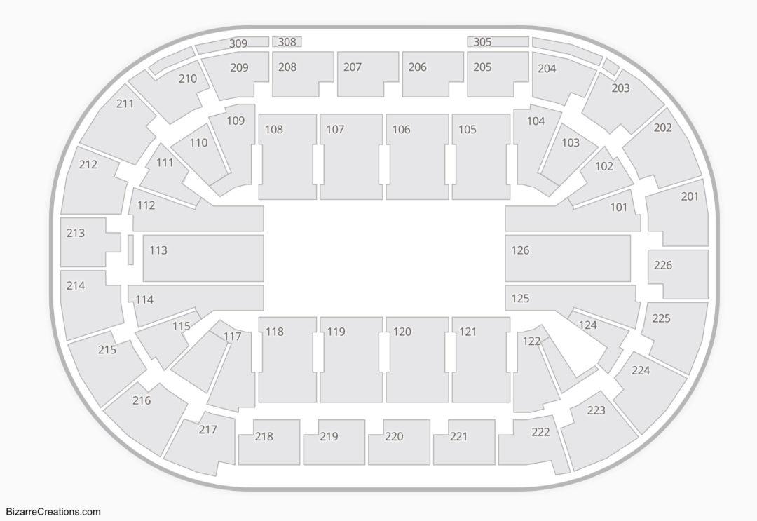 Mandalay Bay Events Center Seating Chart Seating Charts Tickets
