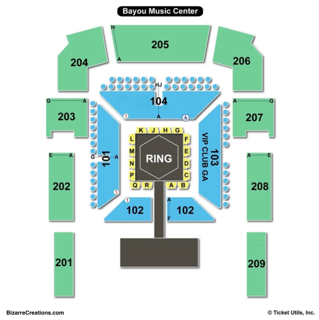 Revention music center seating chart seating charts tickets