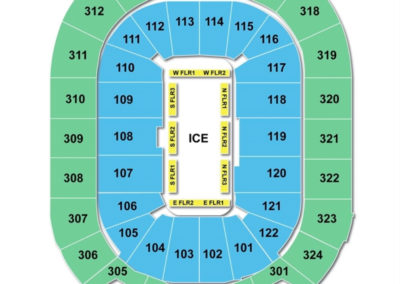 Scotiabank Arena Seating Chart | Seating Charts & Tickets
