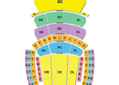 Smith Center Seating Chart Las Vegas