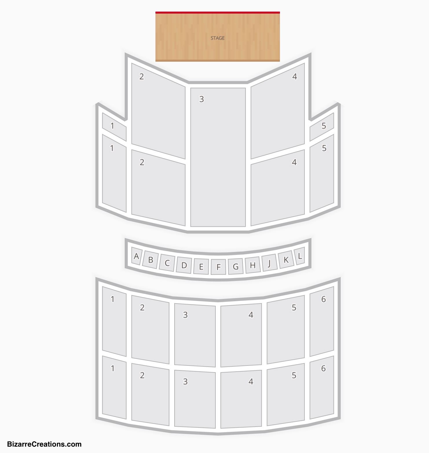 Taft Theatre Seating Chart Seating Charts Tickets