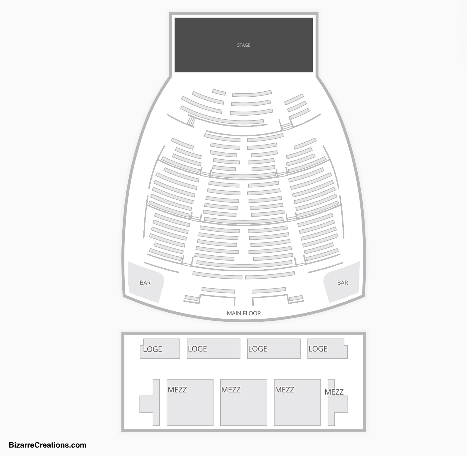 The Wiltern Seating Chart Seating Charts Amp Tickets