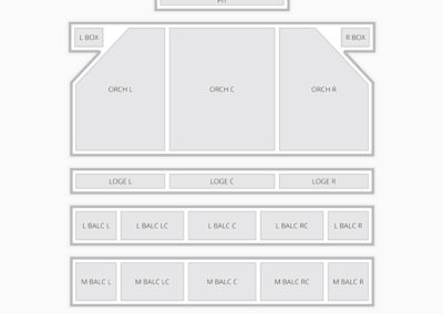 Hanover Theater Seating Chart Thelifeisdream