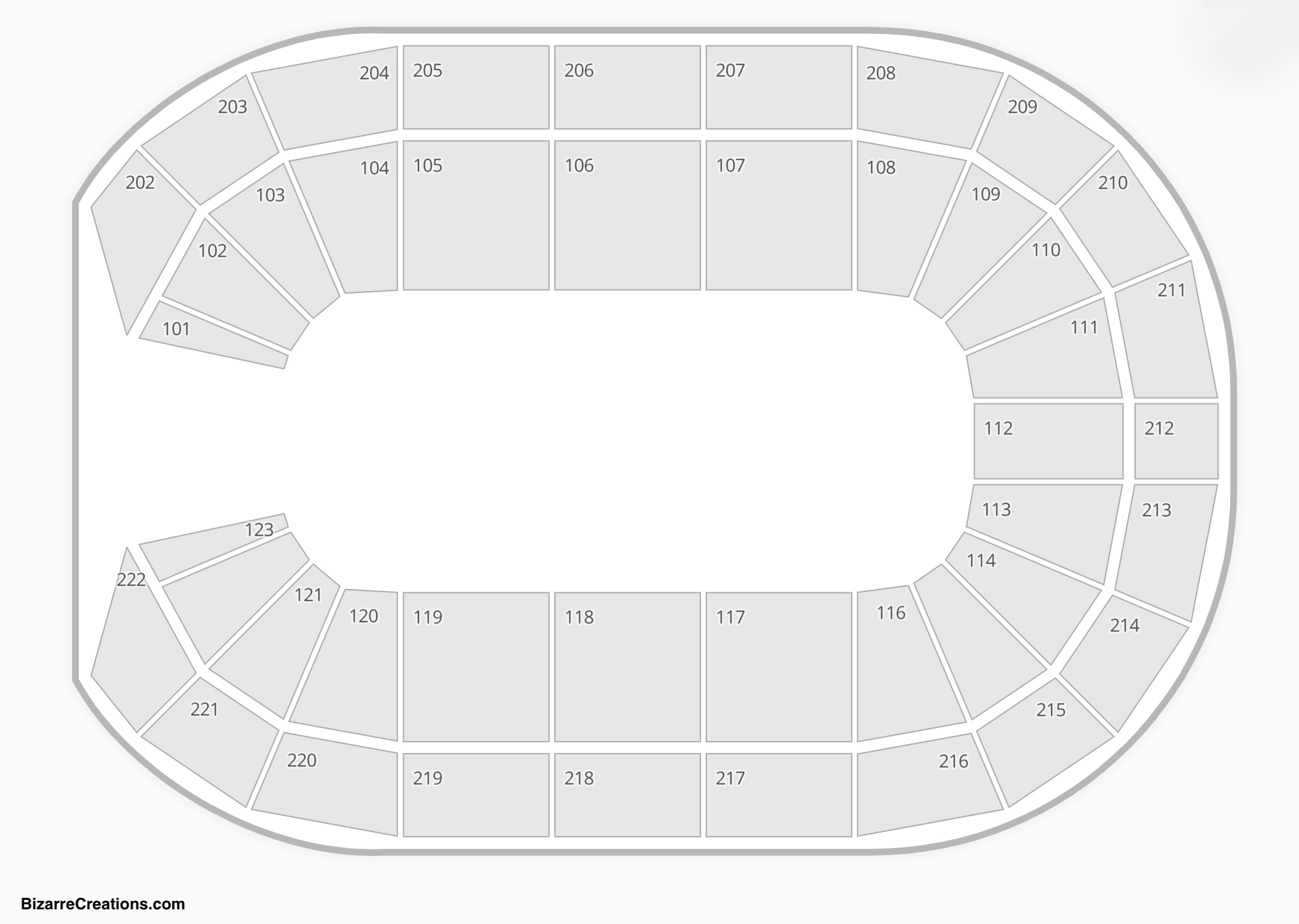 Landers Center Seating Chart Seating Charts Tickets