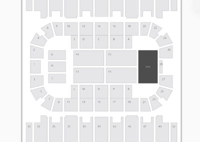 Rimrock Auto Arena At Metrapark Seating Chart