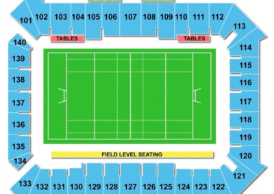 Talen Energy Stadium Seating Chart Rugby