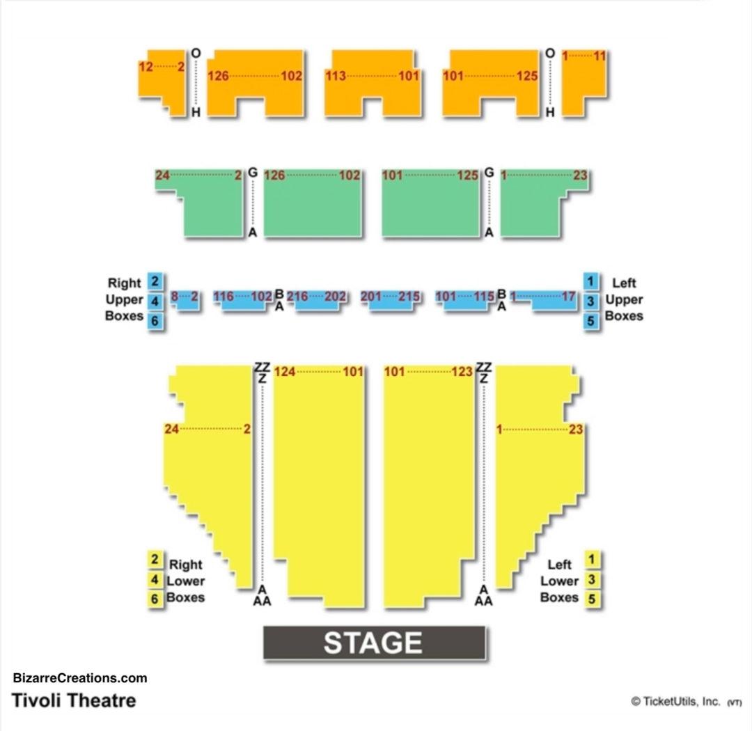 Honda Dealers Seattle >> Tivoli Theatre Chattanooga Seating Capacity | Brokeasshome.com