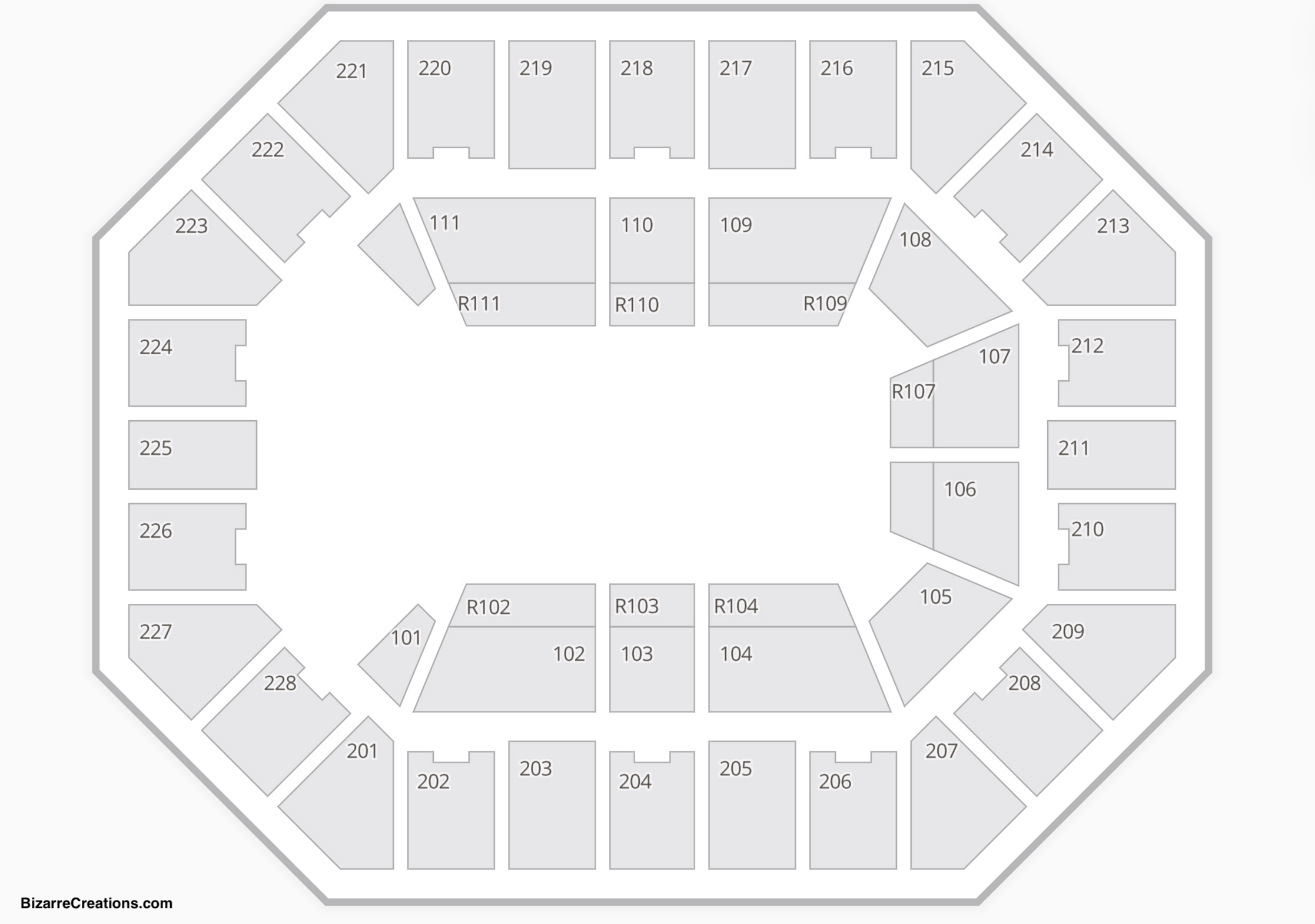 Us cellular center seating chart seating charts tickets