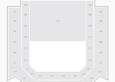 Bill Graham Civic Auditorium Seating Chart