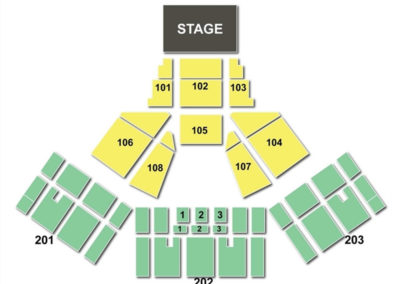 Laughlin Event Center Seating Chart Sports