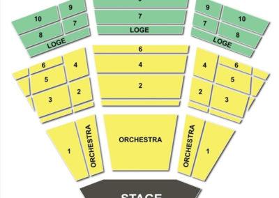 Santa fe opera seating chart seating charts tickets