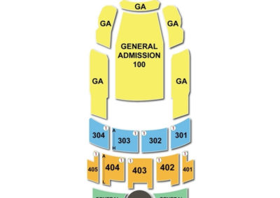 The Midland Amc Seating Chart