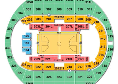 Von braun center propst arena seating chart seating charts tickets